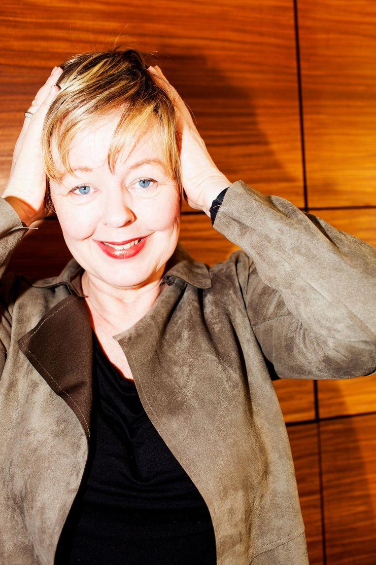 Ellen Laan: 'Ik gun meiden een fijne eerste ervaring, zoals ik hem had op mijn zeventiende' Beeld Renate Beense
