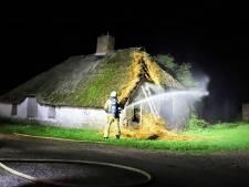 Politie onderzoekt of leegstaande woning in Acquoy in brand is gestoken