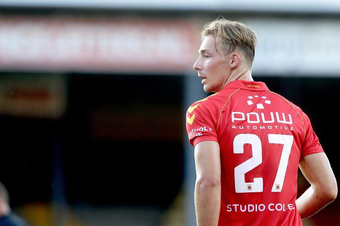 Dennis Hettinga wil graag weer spelen bij Helios, de club waar voor hem alles is begonnen.