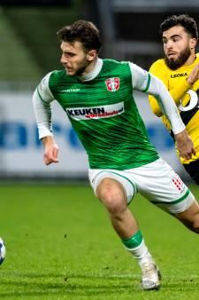 Naïef en veerkrachtig FC Dordrecht met lege handen na duel met NAC: 'Ja, ik heb er de pest in'