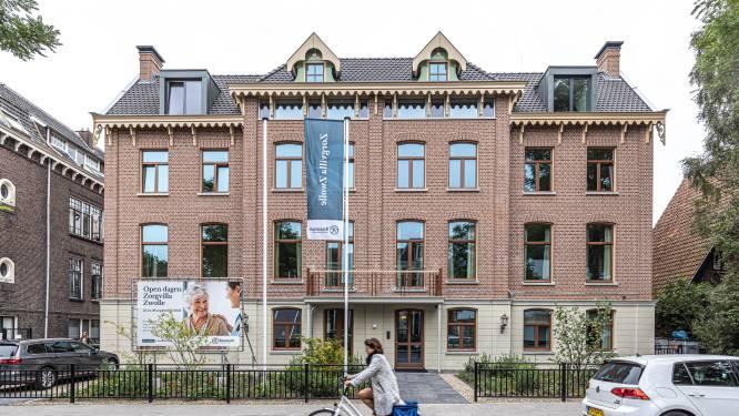 'Vechtvilla' Zwolle gesloopt en in 19e-eeuwse stijl herbouwd tot zorghuis