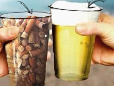 Une bière gratuite en échange de mégots de cigarettes, l'idée ingénieuse d'un bar
