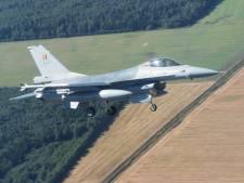 Le PS refuse le projet de remplacer les F-16 par des F-35