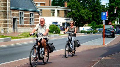 Fietsers geven gemeente goede punten in Vlaams Fietsrapport