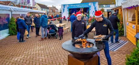 Kleinere kerstmarkt in Fijnaart is nog steeds compleet