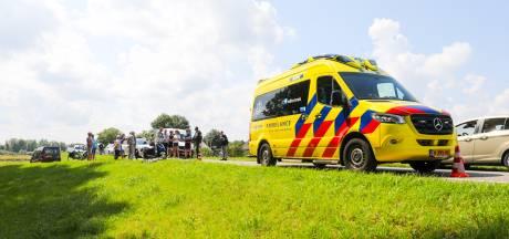 Scooterrijder gewond bij ongeluk in Veessen: slachtoffer naar ziekenhuis