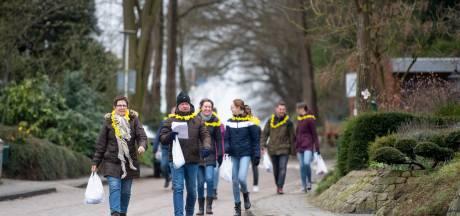 Frituurloop Markelo brengt mensen buiten: 'We zaten 's avonds al aan de max met de kaartverkoop'