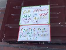 Verdachte koffer bij gemeentehuis Uden blijkt leeg, man aangehouden