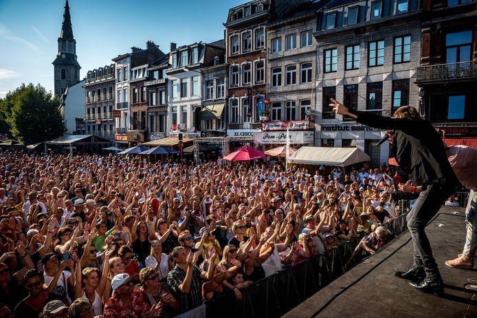 Le festival Fiestacity, à Verviers, est annulé pour la deuxième fois consécutive.