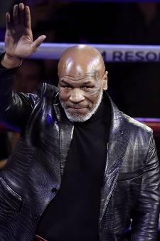 'Mike Tyson (54) in september opnieuw de boksring in'