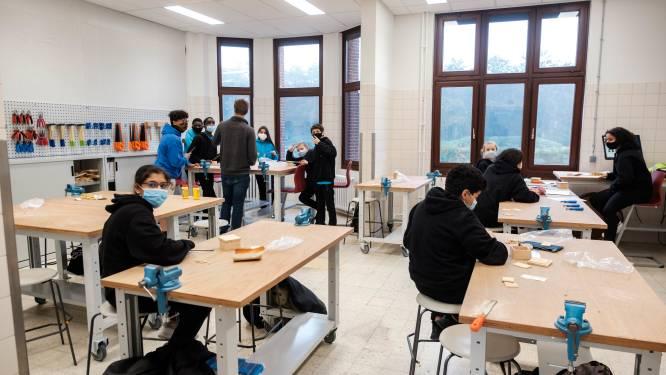 """Nieuwbouw avAnt Provinciaal Onderwijs officieel ingehuldigd: """"Gebouw wordt hét uithangbord voor modern provinciaal onderwijs"""""""