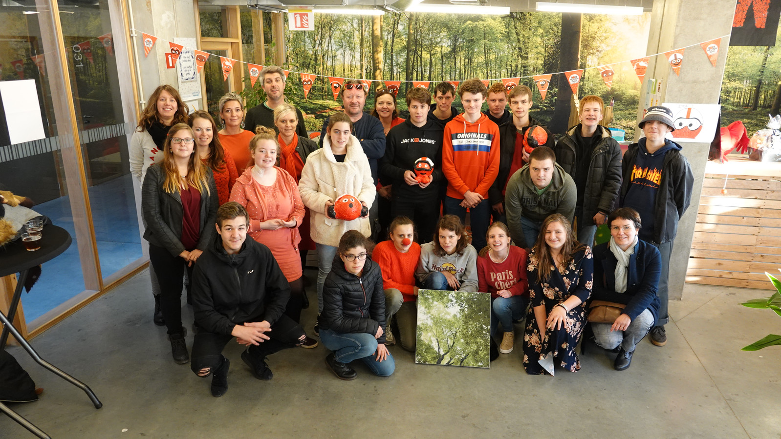 De Lage Kouterschool krijgt zelf 4.800 euro voor enkele projecten op school.