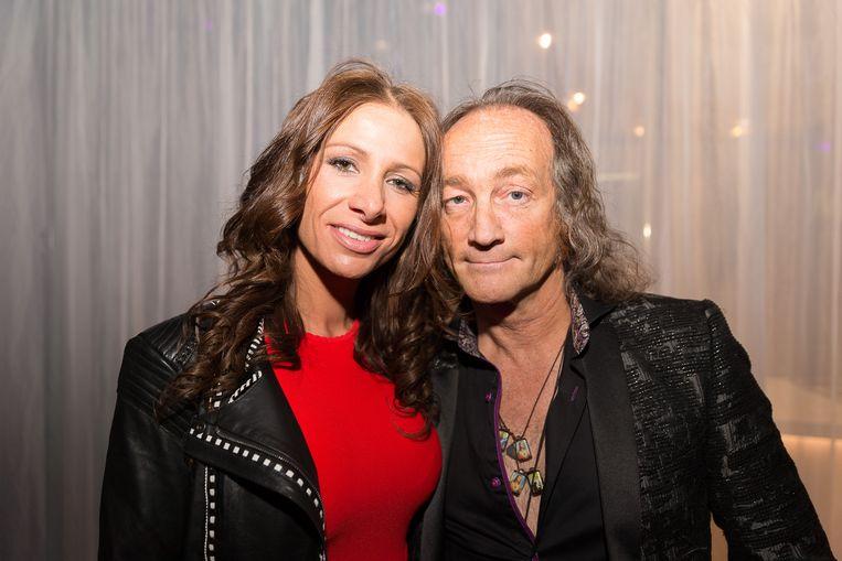Kirsten Janssens en Jan Kriekels.