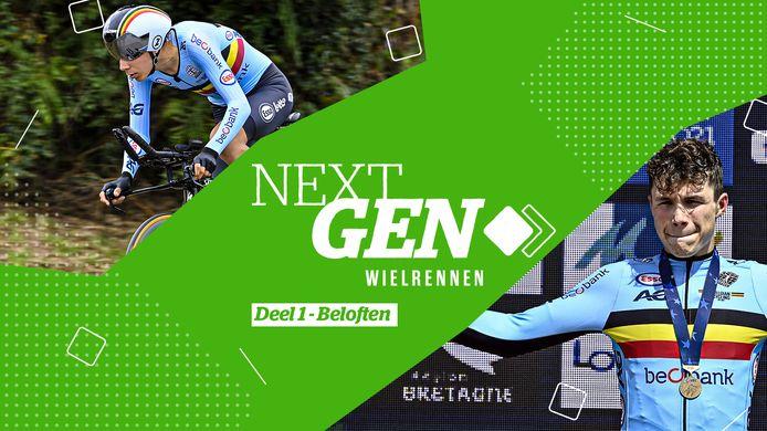 In Next Gen Wielrennen maakt u kennis met het Belgisch wielertalent van de toekomst