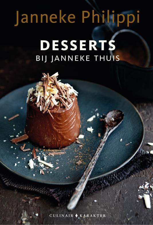 Desserts bij Janneke thuis door Janneke Philippi.