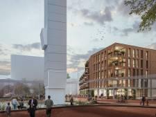 Wonen in hartje Hengelo, met uitzicht op nieuw marktplein: zo ziet het appartementencomplex op  V&D-locatie eruit