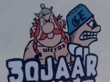 Supporters Schalke 04 wijden compleet clubblad aan jarig Vak-P