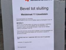 IJsselstein dwingt lokale snackbar deuren te sluiten