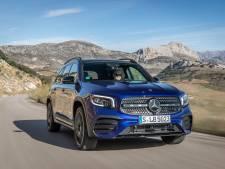'Compacte' Mercedes-Benz GLB is helemaal zo compact niet