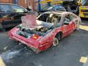 De Ferrari 348 die werd opgedoken uit het IJ.