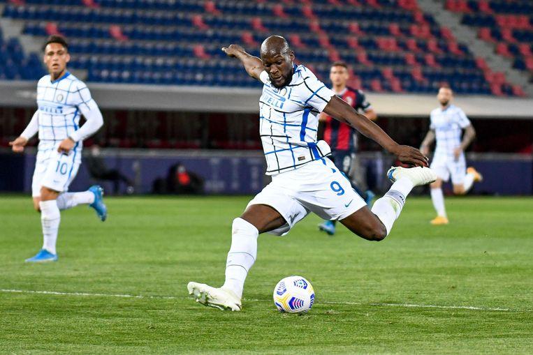 Romelu Lukaku. Beeld Photo News