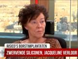 Jacqueline Roes verloor been door 'zwervende siliconen'
