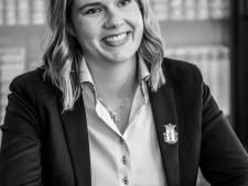 Eline Hutten en haar passie voor de processie: 'Als kind heb ik al meegedaan als bruidje'