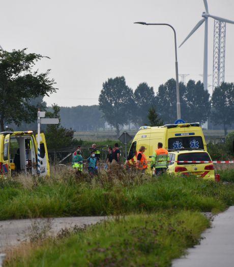 Motorrijder (41) overleden bij ongeluk op Langeweg Arnemuiden