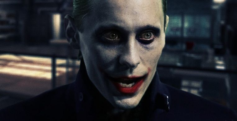 Jared Leto als The Joker in Suicide Squad (2016). Beeld