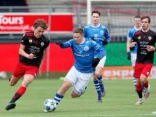 Steven van der Heijden tekent voor drie seizoenen bij FC Den Bosch