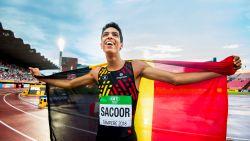 Jonathan Sacoor snelt op WK atletiek U20 naar goud op 400m met nieuw BR U20