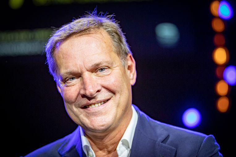 Albert Verlinde, directeur van Stage Entertainment, wil in maart herstarten met aangepaste zalen.  Beeld ANP Kippa