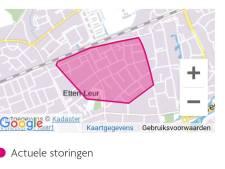 Stroomstoring in Etten-Leur weer verholpen