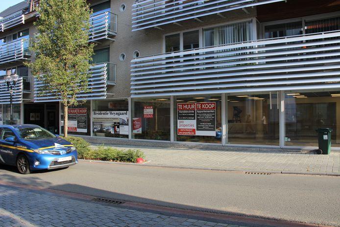 De nieuwe loketten van Bpost komen in de Wijnstraat 67.