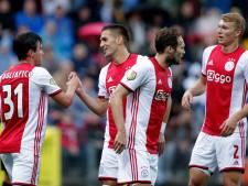 Ajax wint moeiteloos van VVV en kan zich sparen voor APOEL