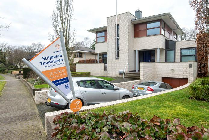 Te koop staand huis in Rozendaal. Foto ter illustratie.