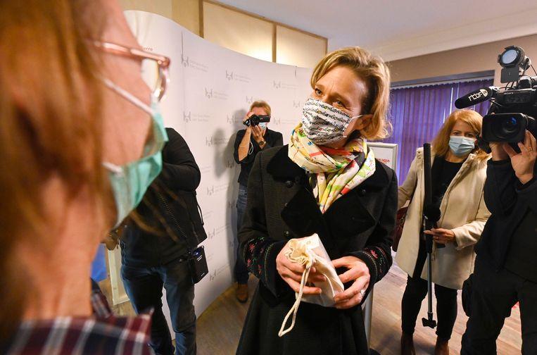 Prinses Delphine  Beeld Photo News