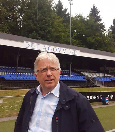 Maassen nieuwe voorzitter AGOVV