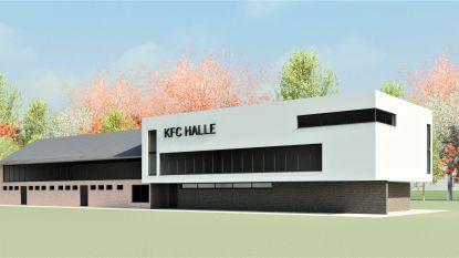 CD&V Zoersel stelt nieuwe polyvalente ruimte boven KFC Halle voor als dorpszaal