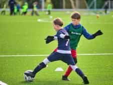 Jeugdvoetbaldagen bij VV SCO in Oosterhout: 'Het is goed voor de reuring van de club'