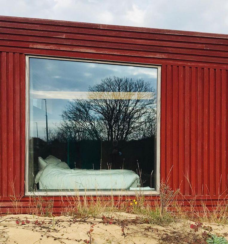 Rodune is een huisje in de duinen vol Scandinavisch design.  Beeld RV