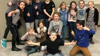 Thelaja Kinderen brengen Het Meerlaer Mysterie