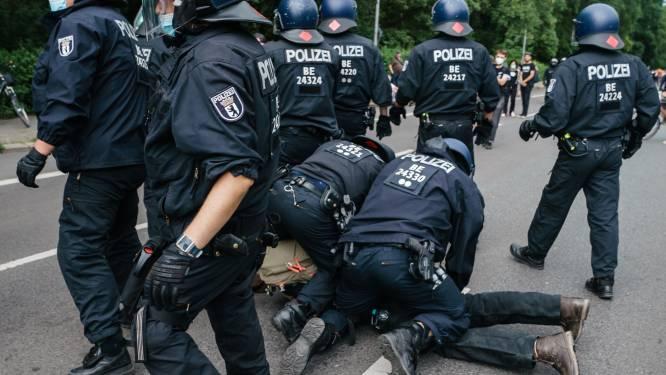 Berlijn verbiedt drie nieuwe protesten tegen coronamaatregelen