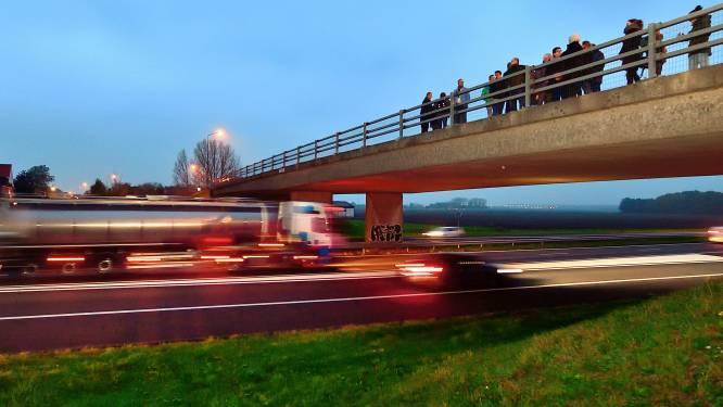 Druk opgevoerd voor komst geluidsschermen naast snelweg A4 bij Heijningen