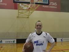Eindhovense basketbalster Francis Donders Ests kampioen
