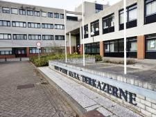 500 asielzoekers in Goudse Willem Alexander-kazerne