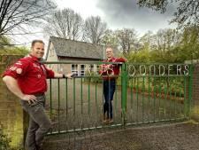 Scouting Petrus Donders naar Zegenwerp