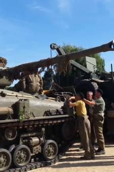 Beuningen loopt uit voor oude Shermans en jeeps