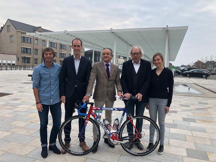 Sint-Lievens-Houtem, Herzele en Zottegem maken zich op voor zes jaar Belgisch topwielrennen.