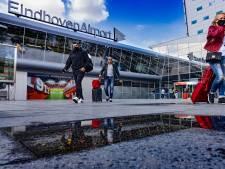Luchtvaart weer diep in het rood; driekwart minder passagiers Eindhoven Airport